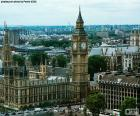 Westminster, Big Ben, Londra