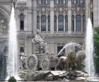 Fontana di Cibeles, Madrid