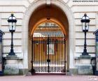 Porte a Buckingham Palace