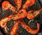 Paella nera