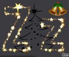 Lettera Z della stella