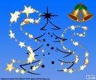 Lettera S di Natale