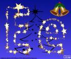 Natale con la lettera E