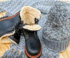 Stivali invernali nero