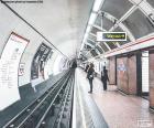 Stazione della metropolitana di Londra