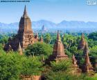 Edifici religiosi di Bagan, Myanmar