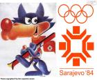 Giochi olimpici di Sarajevo 1984