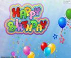 Happy Birthday, buon compleanno