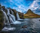 Kirkjufellsfoss, Islanda