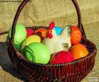 Cestino di Pasqua