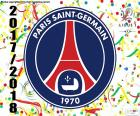 PSG, campione Ligue 1 2017-2018