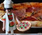 Pizza di Playmobil