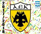 AEK Atene F.C., Super Lig 2017-18