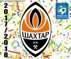 Shakhtar Donetsk, campione 2017-18