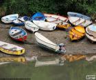 Barche sulla riva