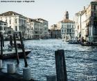 Canal Grande di Venezia, Italia
