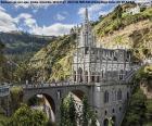 Santuario di Las Lajas, Colombia