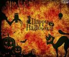 Rompicapo di Giorno di Halloween