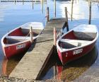 Due barche a remi