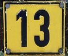 Numero tredici