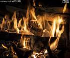 Rompicapo di Il fuoco