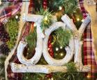 """Gioia di Natale """"JOY"""""""