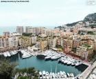 Porto di Fontvieille, Principato di Monaco
