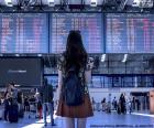 Pannello Informazioni Aeroporto