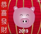 Anno del maiale 2019