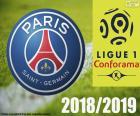 PSG, campione 2018-2019