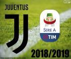 Juve, campione 2018-2019