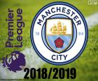 Manchester City, campione 2018-19
