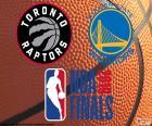 Raptors-Warriors, finali NBA 2019