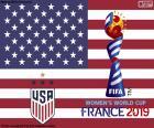 Stati Uniti d'America, campioni del mondo di 2019