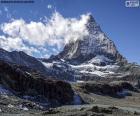 Il Cervino, la Svizzera e l'Italia