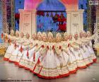 Beriozka, danza classica russa