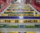 Scala Selaràn, Brasile