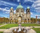 Cattedrale di Berlino, Germania