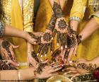 Rompicapo di Tatuaggi Henna
