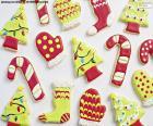 Bei biscotti di Natale