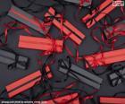Regali rossi e neri