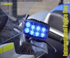 Giornata internazionale della polizia