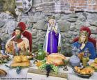 Banchetto del Medioevo