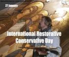 Giornata internazionale dei conservatori riparativi