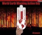 Giornata d'azione per il riscaldamento della Terra