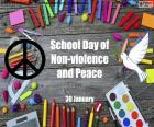 Giornata scolastica della pace e della non violenza