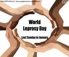 Giornata Mondiale della Lebbra