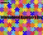 Giornata internazionale della sindrome di Asperger