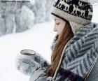Bevanda calda per il freddo