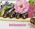 Rompicapo di Giornata internazionale dell'omeopatia